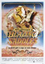 Gümüş Eyerler / Blazing Saddles Türkçe Dublaj izle