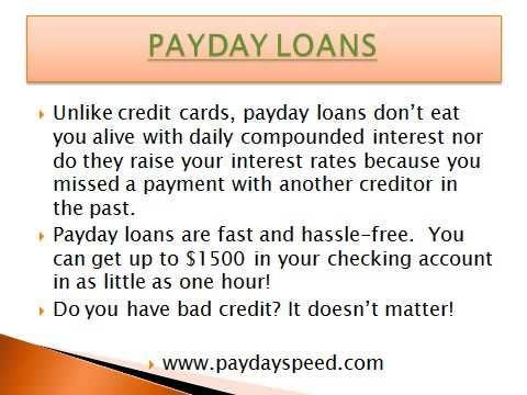 www.paydayspeed.com is transient credits. One truly grand normal for crisis cash money related advances that does not need to vow any benefit towards bank for the advance. The moneylender does not so much request any security or insurance.