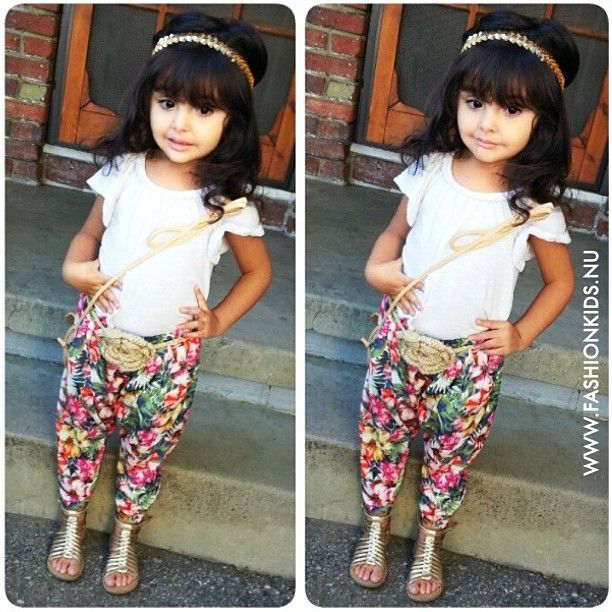 creative baby girl swag outfits 10