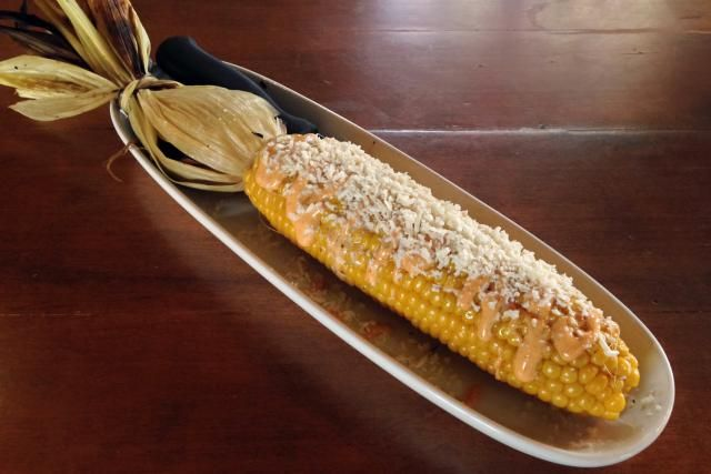 Roasted Corn: A Recipe from Taco Guild, Phoenix