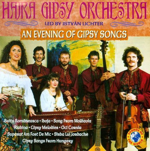 An Evening of Gipsy Music [CD]