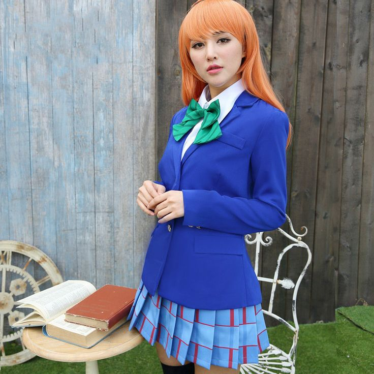 ==> [Free Shipping] Buy Best Hot Sale Girls New School Uniforms Anime Love Live Cosplay Costumes Girls Cute Peppy Japan Japanise Ladies Hot Costumes for Sale Online with LOWEST Price | 32706006304