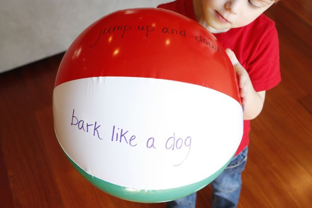 I was reading one of my favorite MPMK posts the other day, How to Maintain Your Zen When the Kids Have Lost Their Ever-Loving Minds, and I was reminded of how much we used to play with beach balls in the house when the kids were younger. It was such a simple way to keep the kids …