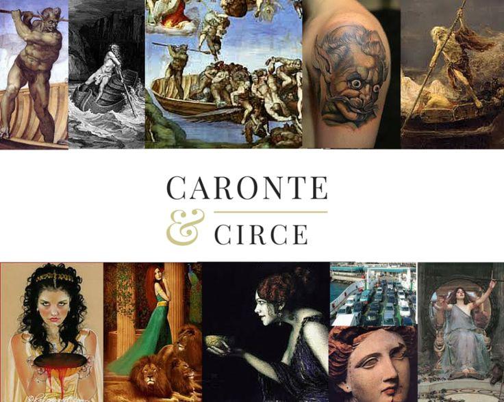 Caronte & Circe. The mythology of Sicily. https://sicilyinsideandout.com/