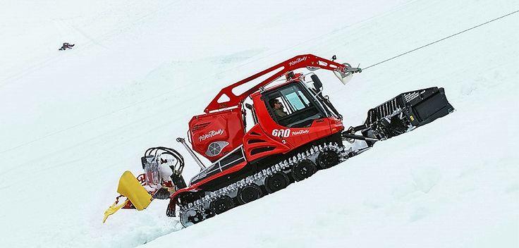 Los peligros del esquí de montaña cuando cierran las pistas y trabajan máquinas pisanieves.
