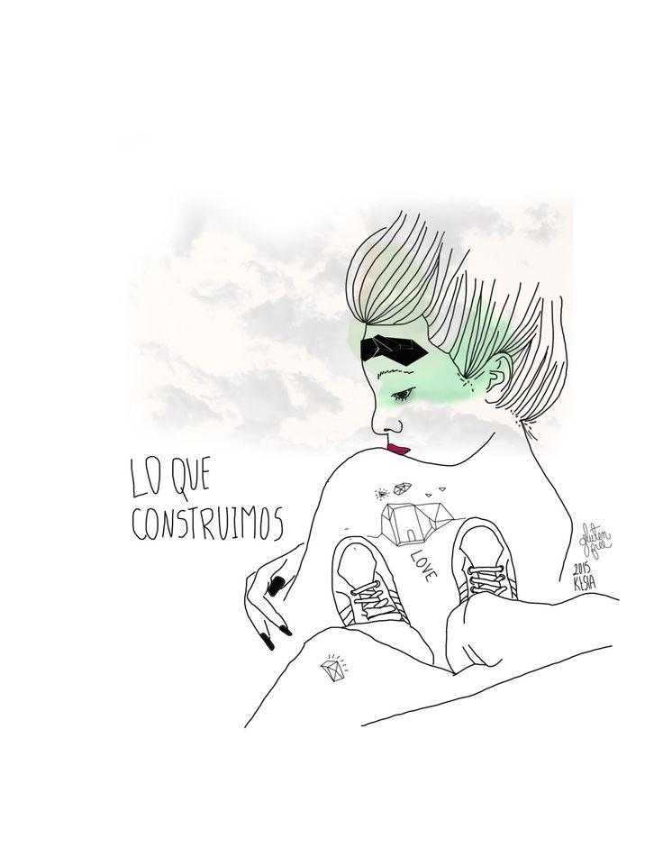 """Capítulo Especial:""""Disco Ilustrado: Hasta la Raíz - Natalia Lafourcade""""5. Lo Que Construimos……… se acabó.. fue solo nuestro…."""