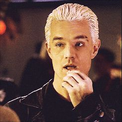 Pin for Later: 14 Times You Had the Biggest Crush on Spike From Buffy the Vampire Slayer When He's Dangerously Playful