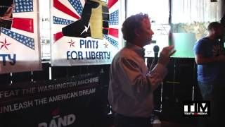 NOT A REAL QUOTE -  Rand Paul Uses Fake Patrick Henry Quote In South Carolina Speech