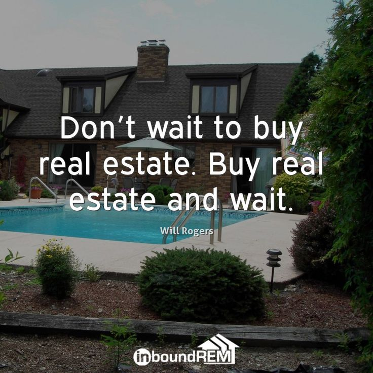 Best Top  Real Estate Quotes Of All Time Images On