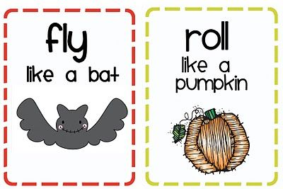 Halloween Packet with lots of activities and printables. re- Pinned by #PediaStaff. Visit http://ht.ly/63sNt for all our pediatric therapy pins