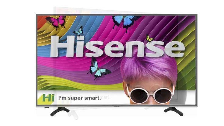 Latest hisense 43h7c2 43inch 4k ultra hd smart led tv