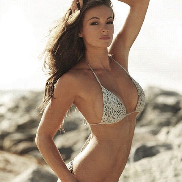 Ashley Ann Vickers Sexy Swimwear Ashley Ann Bikini