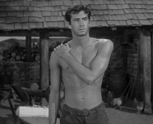 Anthony Perkins BAHA I LOVE THIS