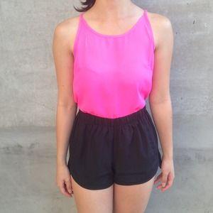 Basic fluoro top