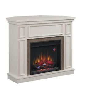 Home Decorators Collection Granville 43 In Convertible Media Console Electric Fireplace In
