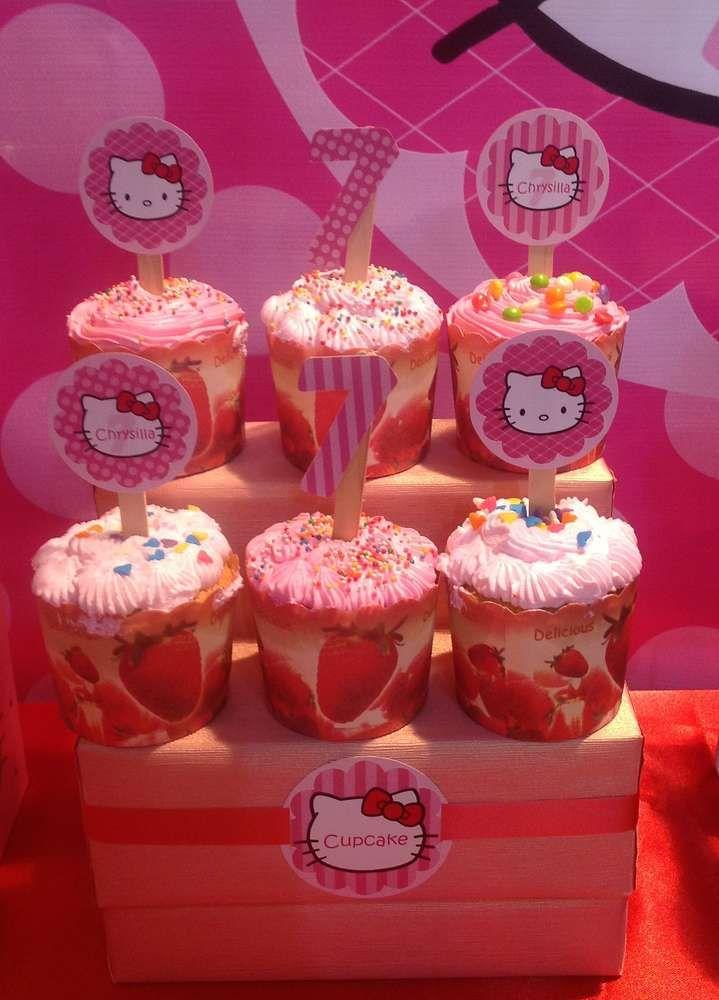 Hello Kitty Birthday Party Ideas | Photo 1 of 18 | Catch My Party