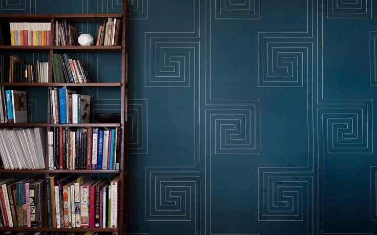 talos - Handmade Wallpaper, Roomskins - Fromental