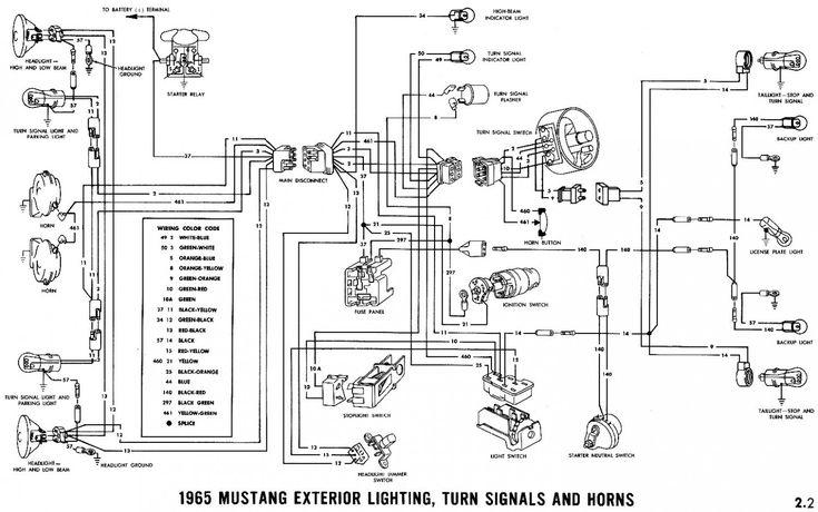 7 Mustang Engine Bay Wiring Diagram 7 Mustang Engine Bay