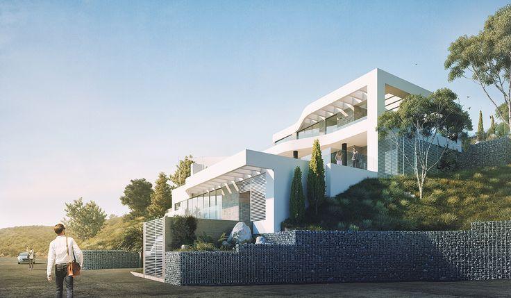 Индивидуальный жилой дом в п. Семидворье — RASTVORGROUP