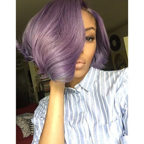 236 Best Colored Dyed Hair Images On Pinterest Burgundy Hair