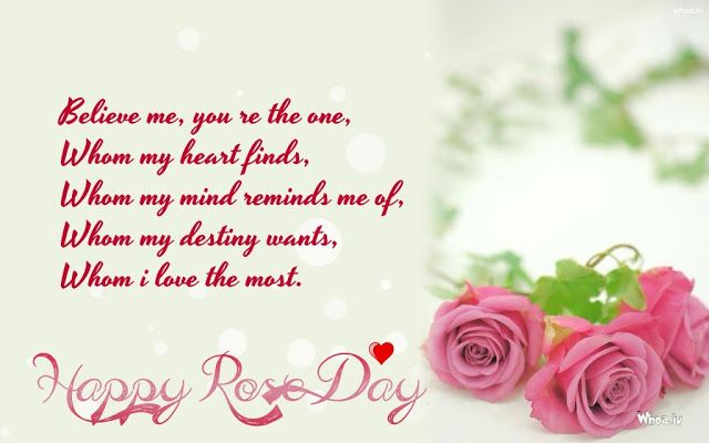 Top 10 Happy Rose Day Wallpapers