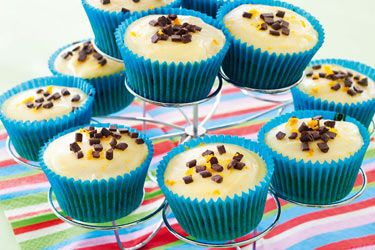 Orange and chocolate cupcakes – Recipes – Food Hub