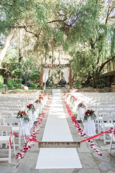 White summer wedding backyard decoration ideas. #outdoorsummerweddingideas - secblog.info