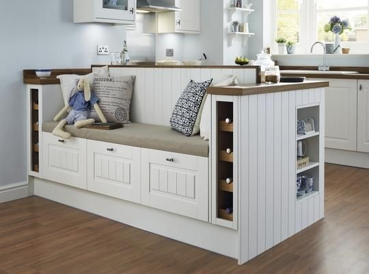 17 Best Ideas About Kitchen Benches On Pinterest | Kitchen Bench