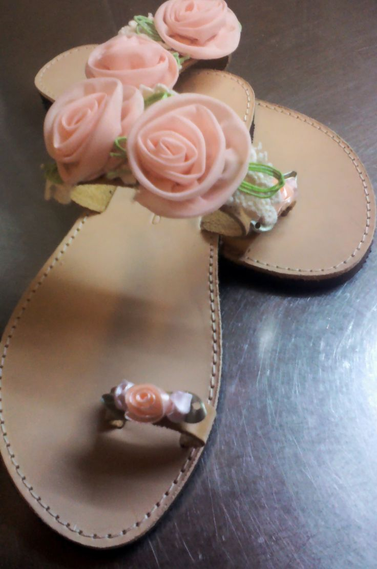 Leather Handmade Sandals