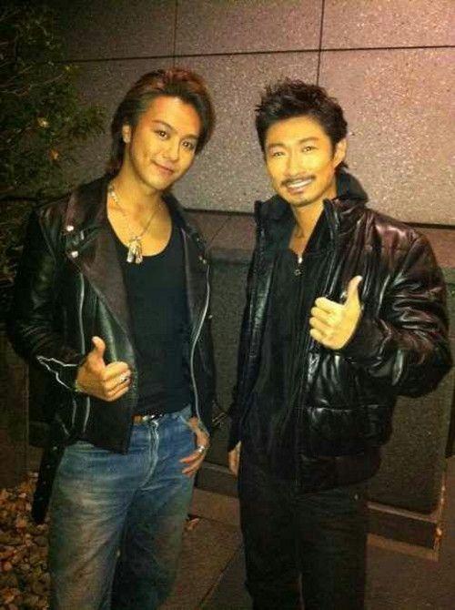 exile#takahiro #daisuke maki..