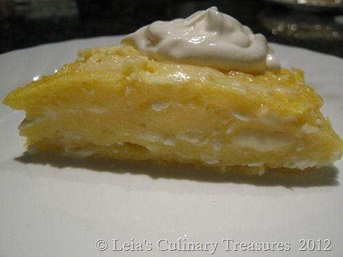 Cheesey Cornmeal Romanian Style (Mamaliga)