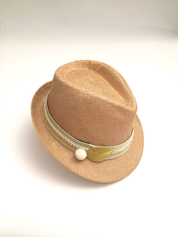 Beach hat, fashion trends,woman fedora hat, summer hats, Fashion accessories, summer outfits, straw hat,woman hats,embellished woman hats by BlissDesigners on Etsy