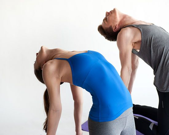 """How to Perform Hip Flexor Stretches: An exercise for """"Lower Belly Pooch"""" and also helps to stretch the tight hips to end lower back pain."""