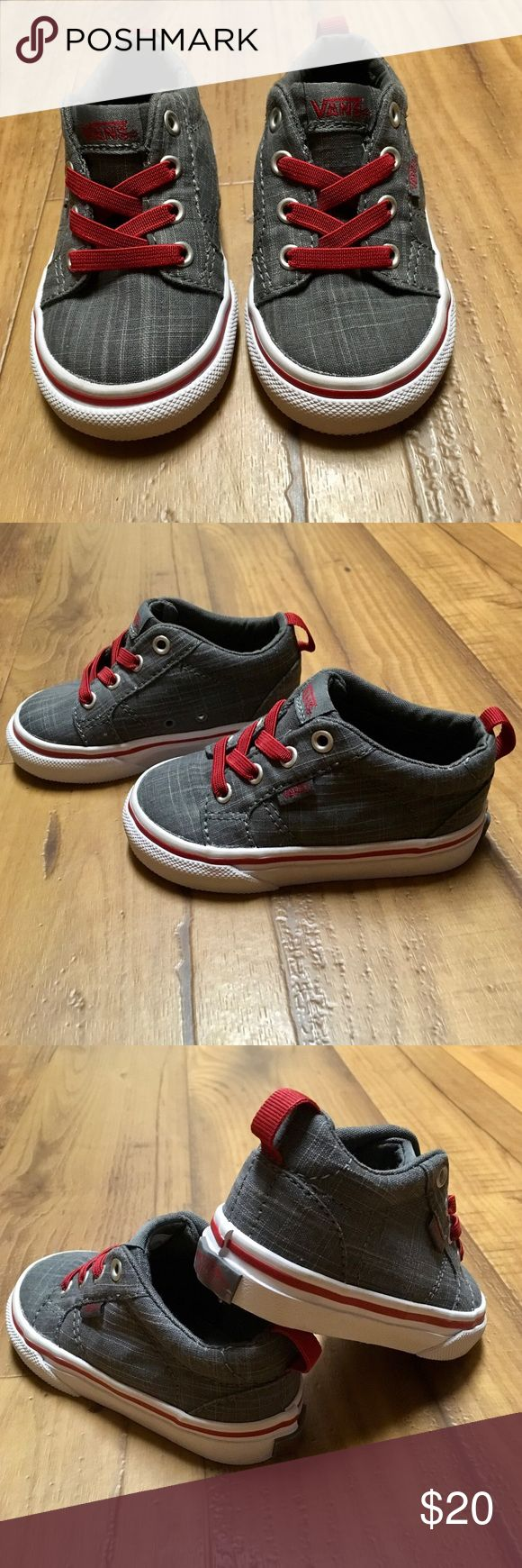 Toddler Vans 5 Toddler Boys shoe size 5 Brand New without tags Vans slip ons.  Smoke/pet free hm Vans Shoes Sneakers