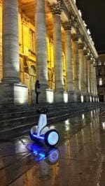 Just US$539.99, buy Xiaomi Ninebot Plus Electric 11 inch Self Balancing Scooter online shopping at GearBest.com Mobile.