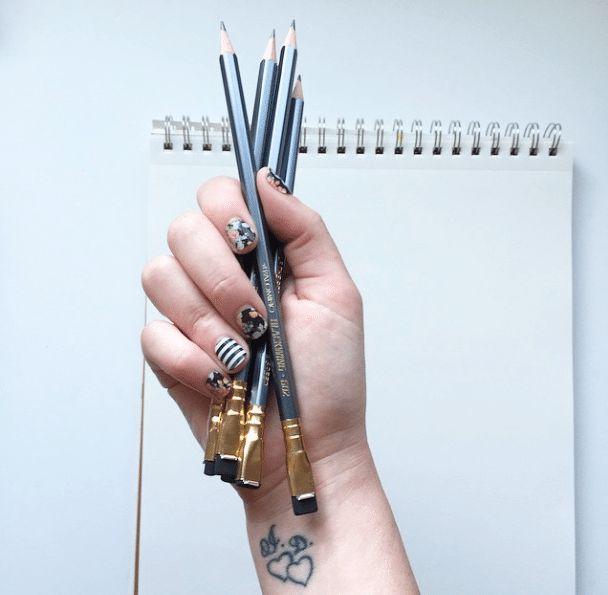 Hand-Belettering & My Favorite Art Supplies    Dit is de nummer een vraag die ik krijg vroeg en ik ben morsen alle details op mijn favorieten uit mijn printer, papier, kunst goodies!     Dawn Nicole Designs    bydawnnicole.com