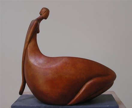 Sculpture by Ana Duncan in Bronze
