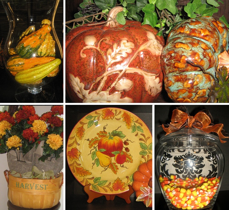 160 best Happy Harvest images on Pinterest Fall decorating