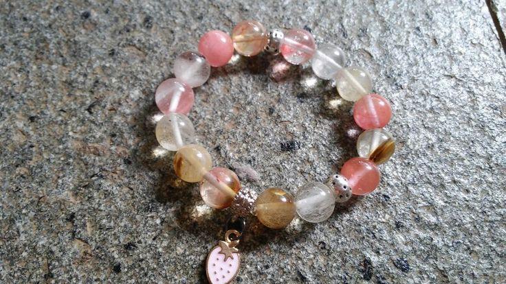 Manau stone pink already mixed