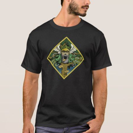shirt_horizontal_odin T-Shirt - click/tap to personalize and buy
