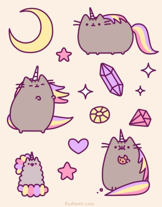 @Eric Jones : Unicat pusheen