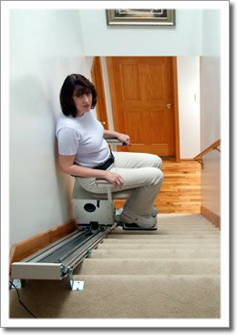 Stair Lift Buyers Guide - Pinned by ottoolkit.com your source for geriatric occupational therapy resources.