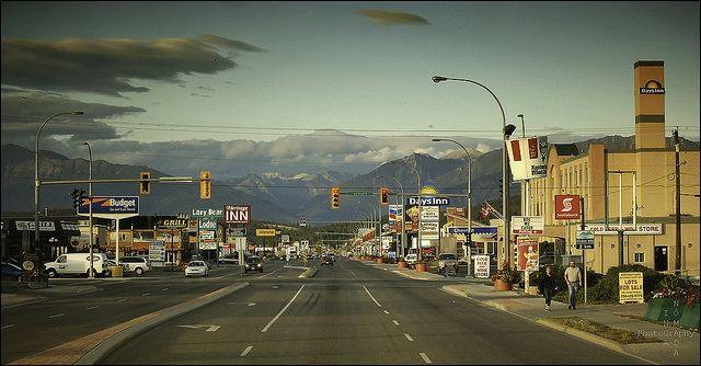 Downtown Cranbrook, BC #Kimberley