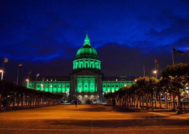 City Hall in San Francisco California.