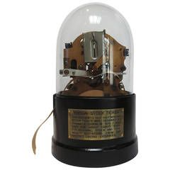 Wall Street Stock Ticker Machine Designed by Thomas Edison   From a unique collection of antique and modern more antique and vintage finds at https://www.1stdibs.com/furniture/more-furniture-collectibles/more-antique-vintage-finds/