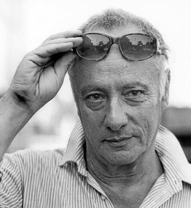 Peter Zadek-deutscher Regisseur und Theater-Intendant