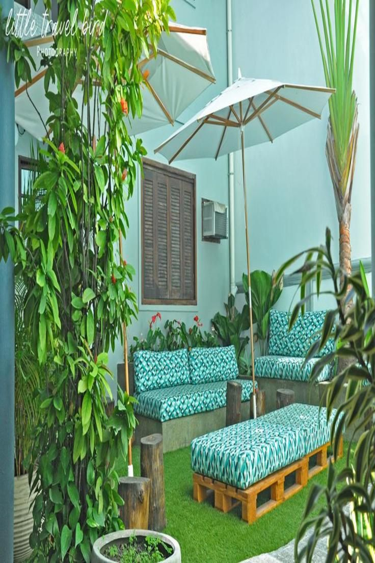 At Mango Tree Ipanema There S A Garden And A Terrace For Guests