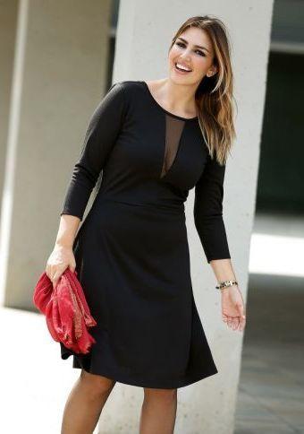 http://modino.sk/saty-s-tylovym-dekoltom-33304002.html  #modino_sk #modino_style #plussize #littleblackdress #black #style #fashion
