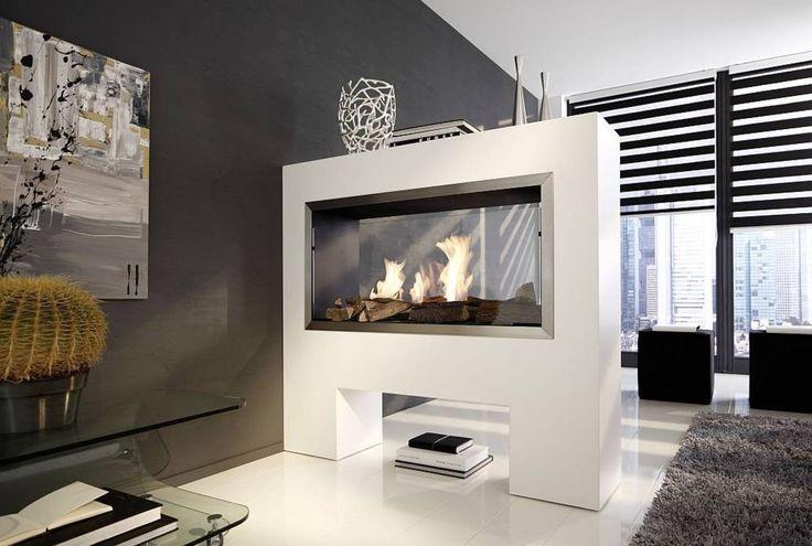 Aspect TKG-BE - Bioethanolkamin als Raumteiler : Chimeneas y accesorios de Kamin-Design GmbH & Co KG
