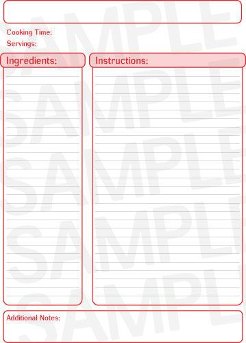 diy recipe book template gallery template design ideas